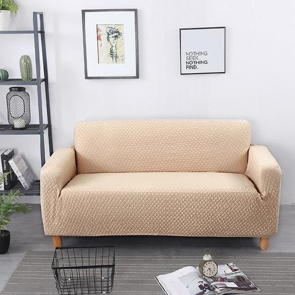 Modern jacquard sofa cover living room couch covers stretch
