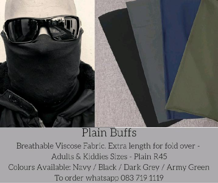 Buffs for sale