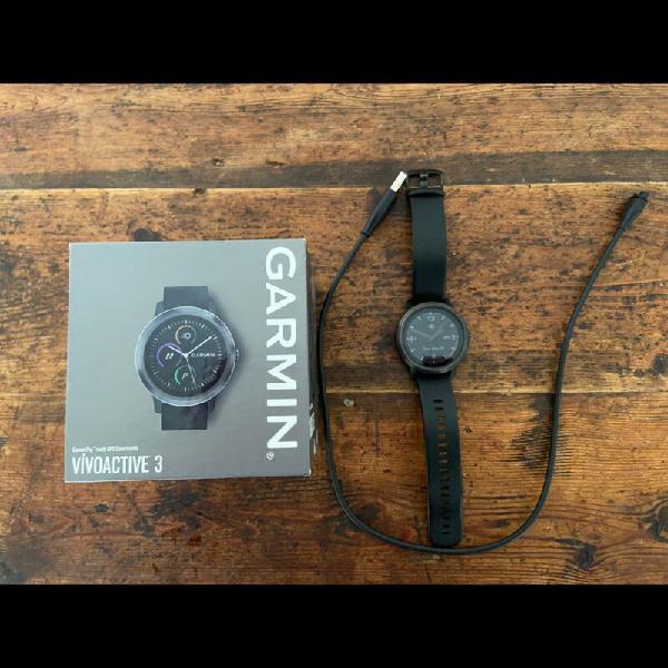 Garmin vivoactive 3 sports watch