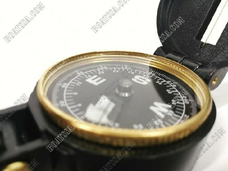 Handheld compass non liquid
