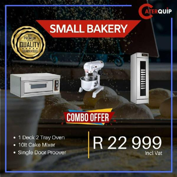 Industrial bakery equipment - proovers - ovens - warmers -