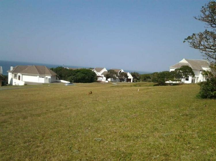 Land in east london now available