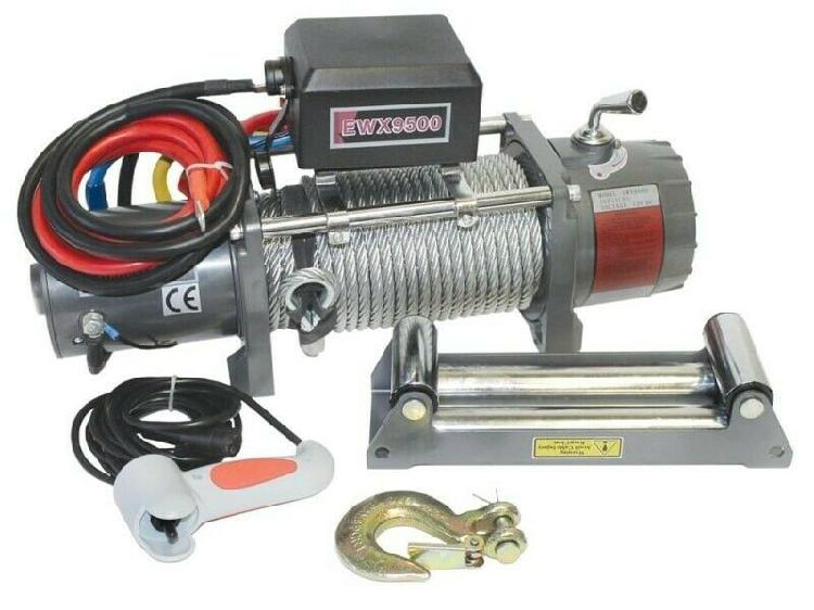 Runva x9500s 24v electric cable winch