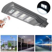 100w solar street lamp / led solar light / motion sensor /