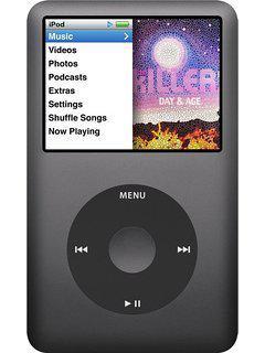 Apple ipod classic 160gb [mc297] *** 7th generation ****