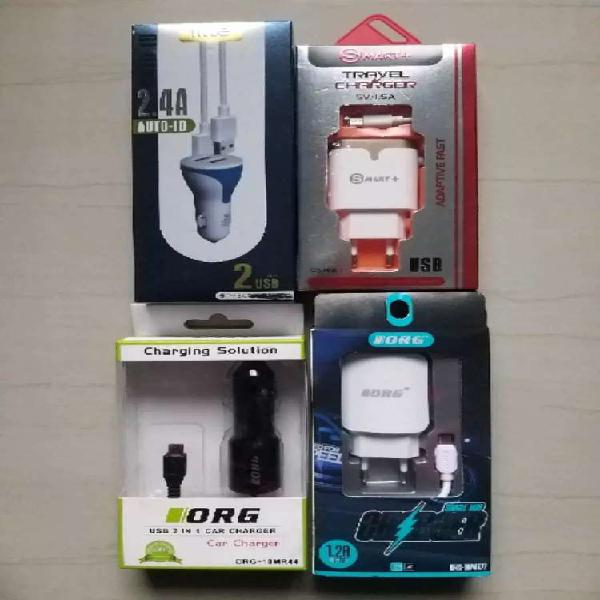 Cellphone usb home chargers for sale r100 each