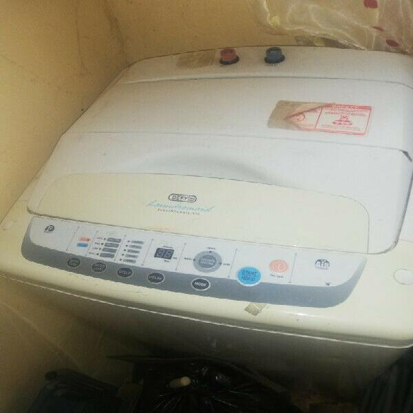 Tv and washing machine for sale