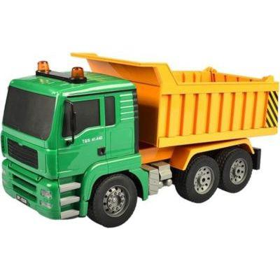 Double eagle r/c dump truck with battery & usb charger