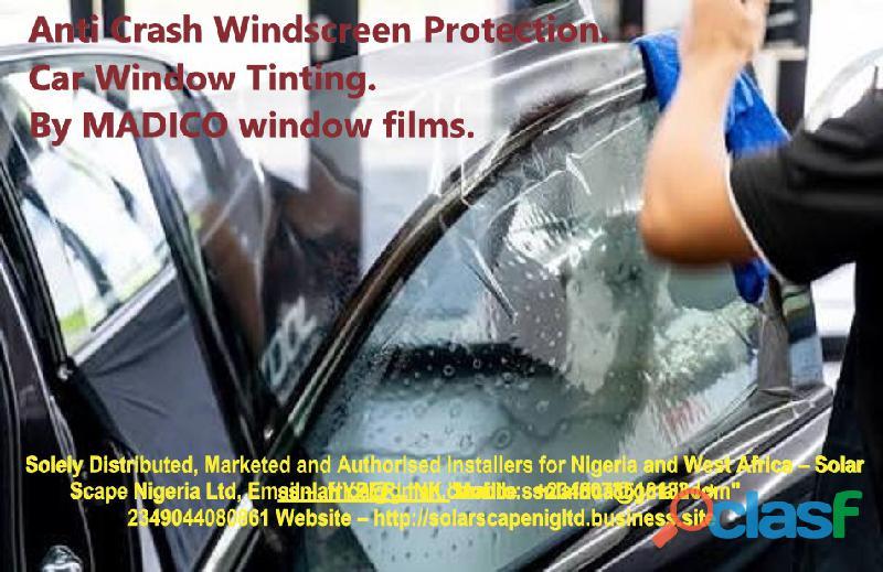 Window Films in Lagos