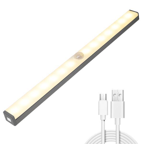 10-36leds under closet light motion sensor usb