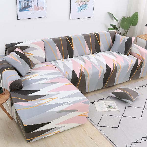 1/2/3/4 seat covers elastic couch sofa covers armchair