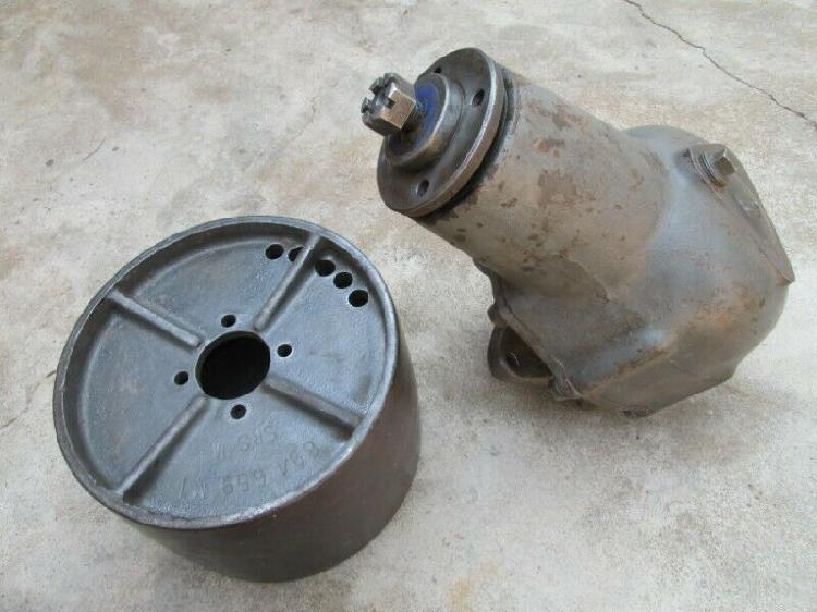 Belt pulley, fits mf tractor, massey ferguson, mf65 trekker,