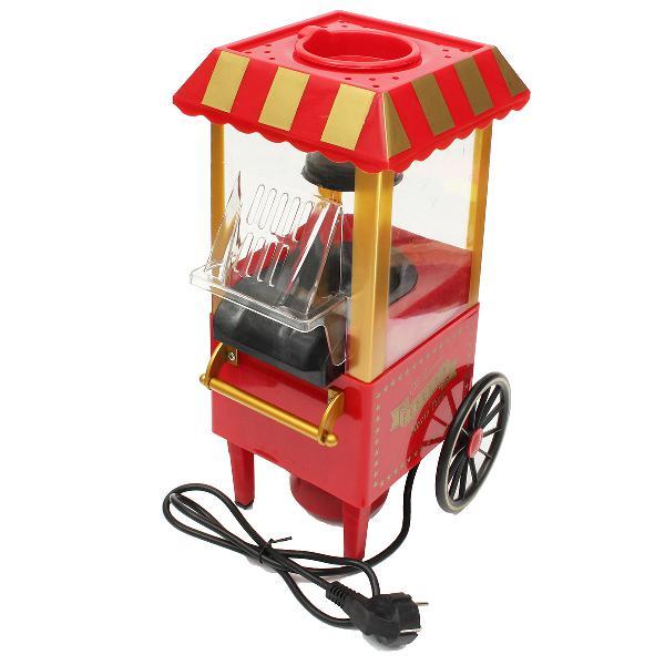 Intage retro electric popcorn maker popper machine home