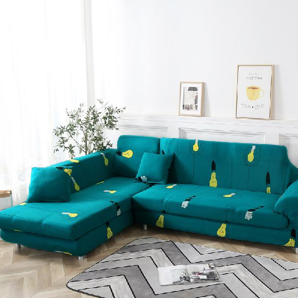 Kcasa 1/2/3/4 seat elastic couch sofa covers armchair