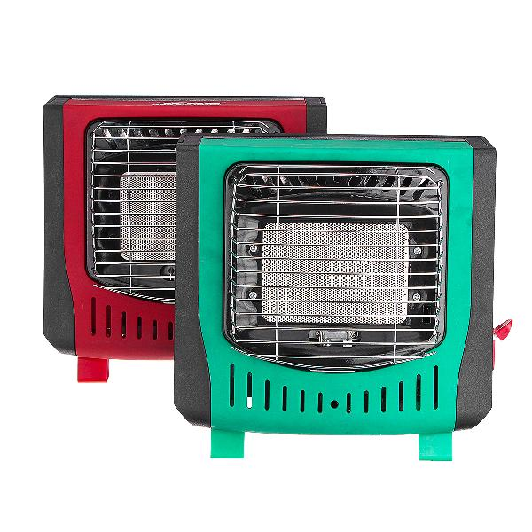 2000w outdoor portable gas lpg heater camping hiking gas