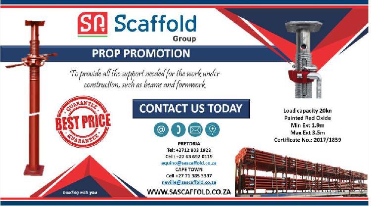 Building prop promotion