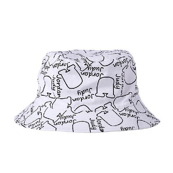 Jordan&judy bucket hat anti-uv sunhat sports travel leisure