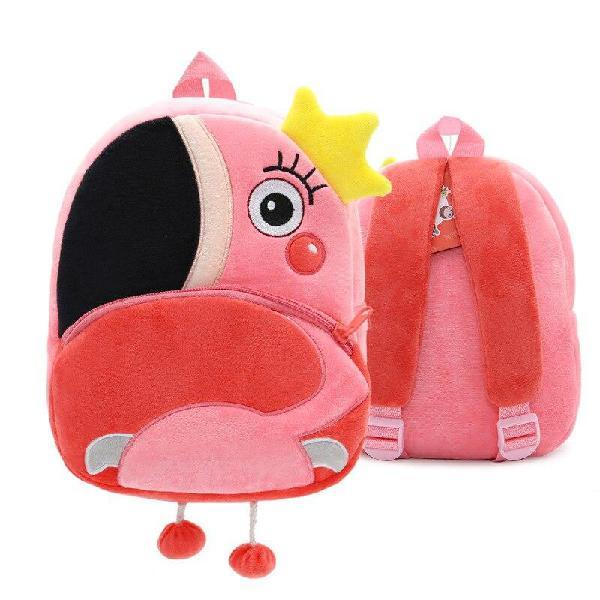 Kids baby animal kindergarten schoolbag shoulder bag