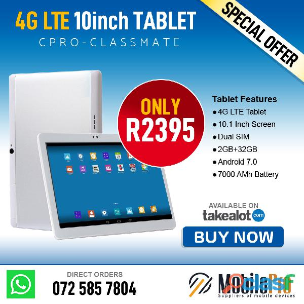 MobilePro 4G LTE Tablets Available For Sale 1