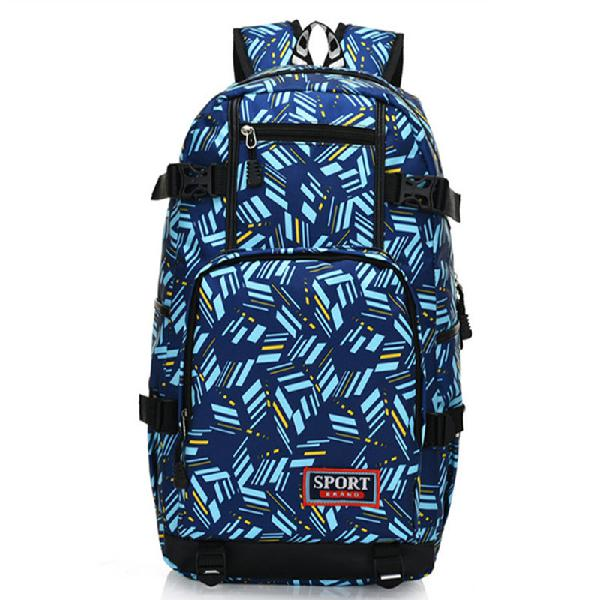 Backpack student bag large capacity travel leisure hiking