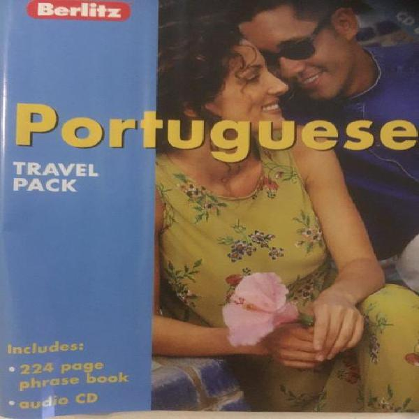 Berlitz - portuguese travel pack (224 page phrase book +
