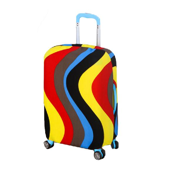 Travel luggage cover elastic suitcase dust-proof