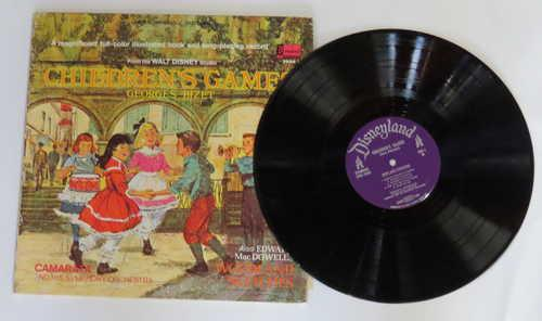 Georges bizet - childrens games - a magnificent full-colour