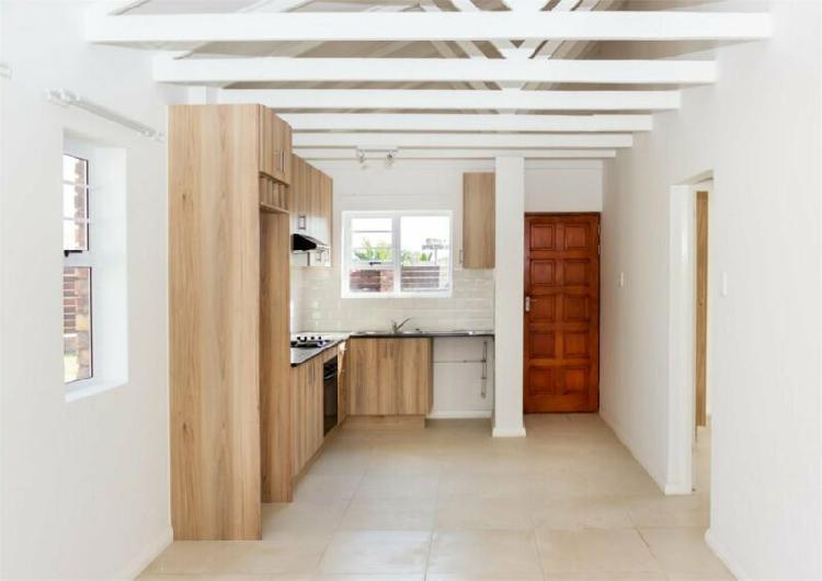 Elegant 3 bedroom, 2 bathroom home with single garage and