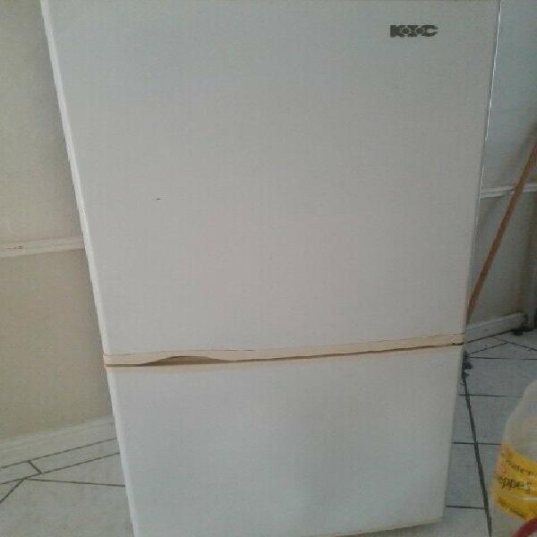 Kic fridge with freezer for sale