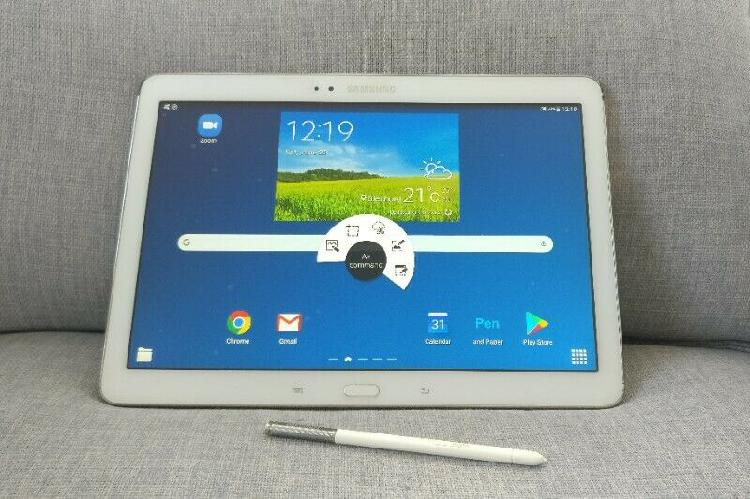 Samsung galaxy note 10.1 (2014) wifi / lte tablet
