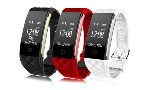 Smart fitness watch bracelet (dynamic heart rate, ip67