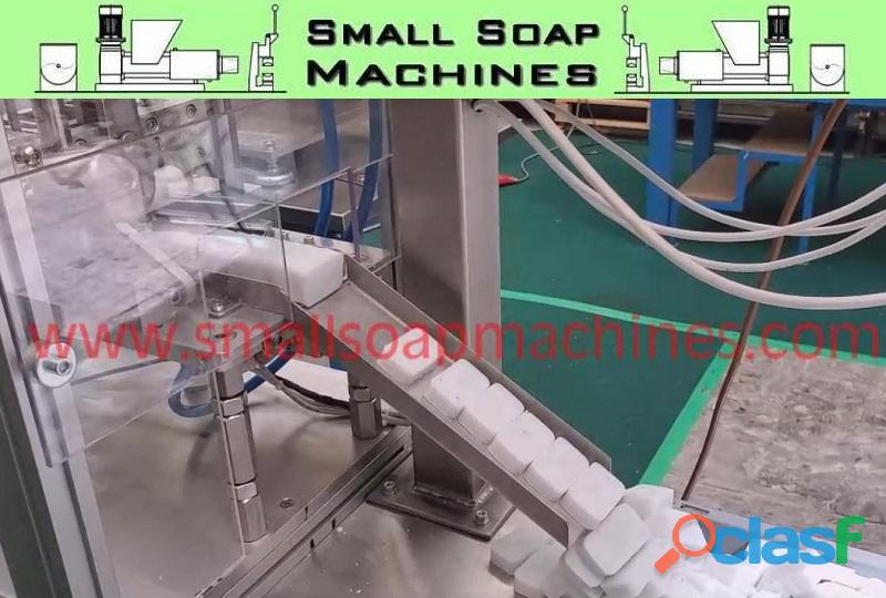 Small Automatic Soap Cutter 2