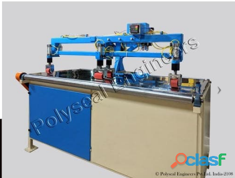 PVC Tarpaulin Welding Machine 2