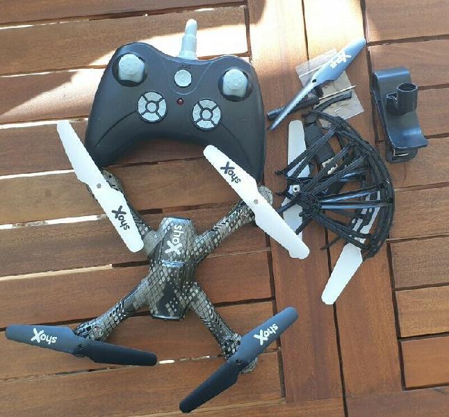 ShoX Raptor Plus Drone (Camo and Black)