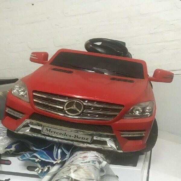 Toddler Ride On 12V Mercedes Benz