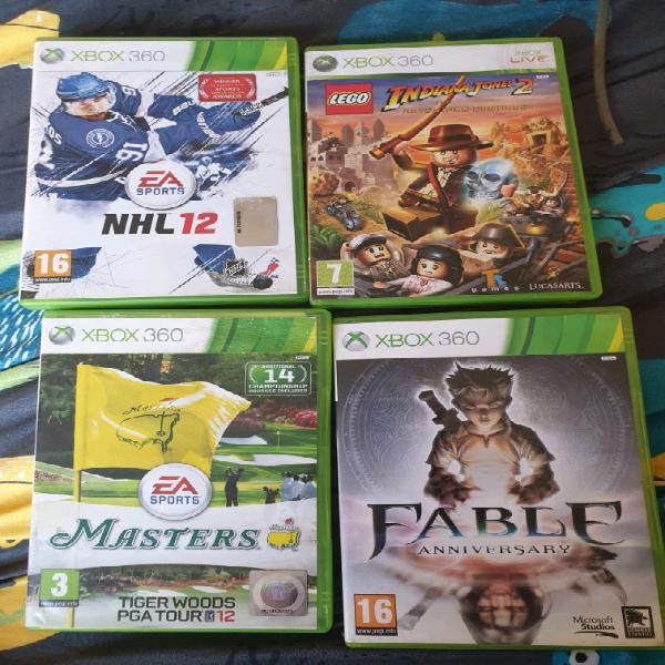 XBOX 360 R150 each
