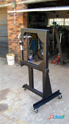 ENGLISH WHEEL (Wheeling Machine) – BENCH TOP UNIT 3