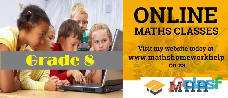 Online maths classes tuition lessons for grade 9 to grade 12