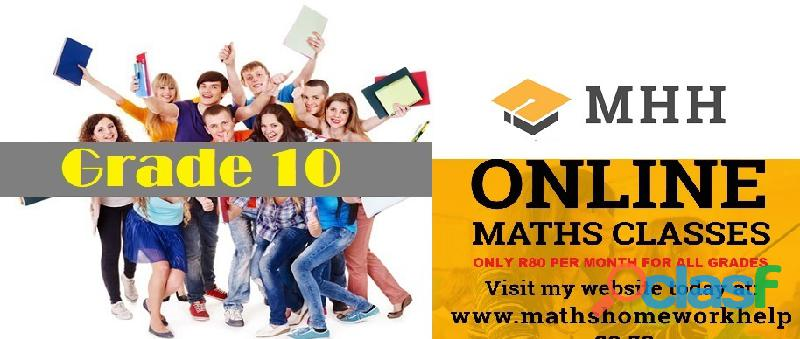 Online Maths classes tuition lessons for grade 9 to grade 12 4