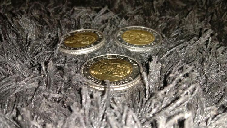 2018 Mandela Coins