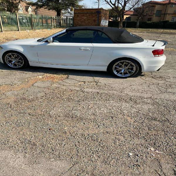 BMW 1 Series 135i convertible auto