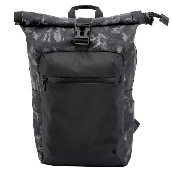 IPRee Camouflage Backpack Travel Waterproof 15.6 Inch Laptop