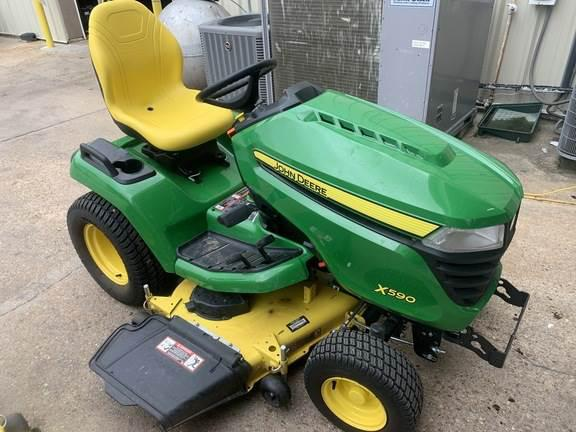 John Deere X590 for sale - the United States