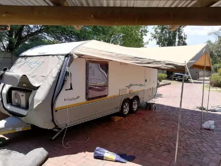 Jurgens Exclusive Caravan