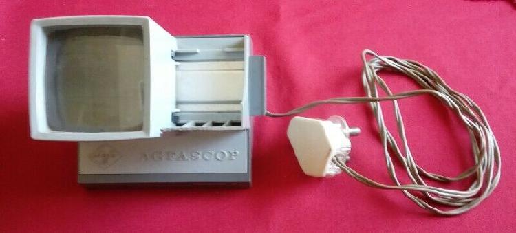 Vintage Agfascop slide viewer