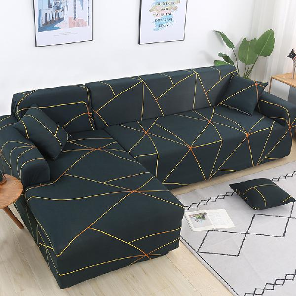 1/2/3/4 seat covers elastic couch sofa cover armchair