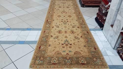 Persian carpet afg chobi runner 385cm x 120cm (with