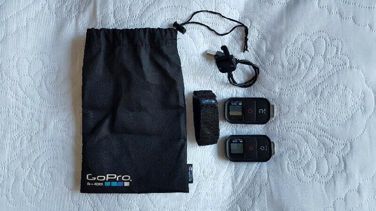 2 gopro wifi remotes (good condition) r600 neg