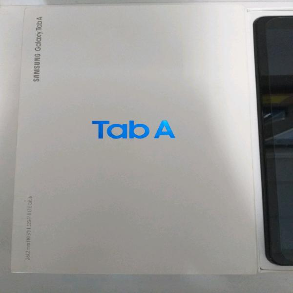 Samsung tab a t595, as new, with accessories
