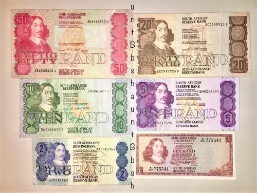 Complete set of cl stals & decimals r50-(r1 de jong